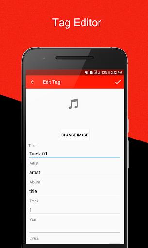 Music Player 1.6.9 screenshots 17