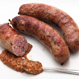 Sous Vide Sausage