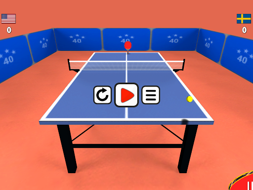 Table Tennis 3D screenshot 9