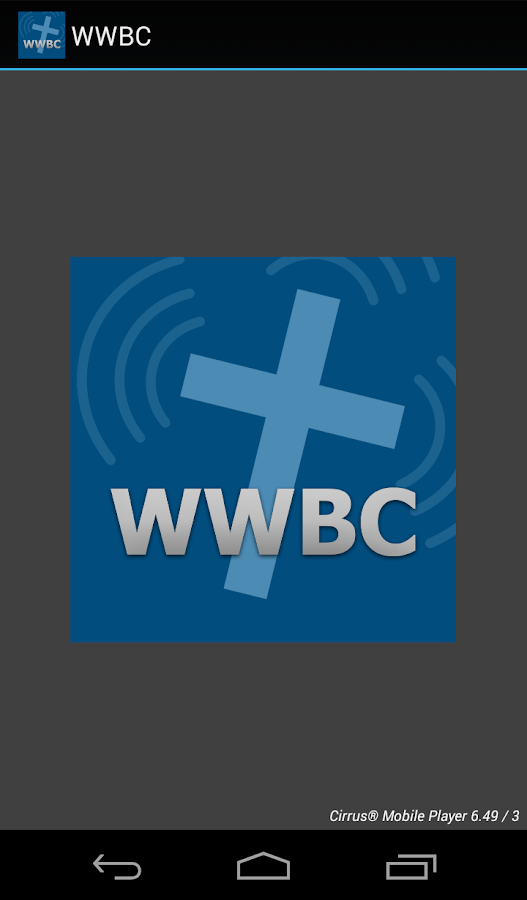 WWBC- screenshot