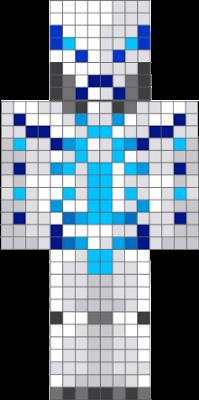 a model of tecnet's soldier