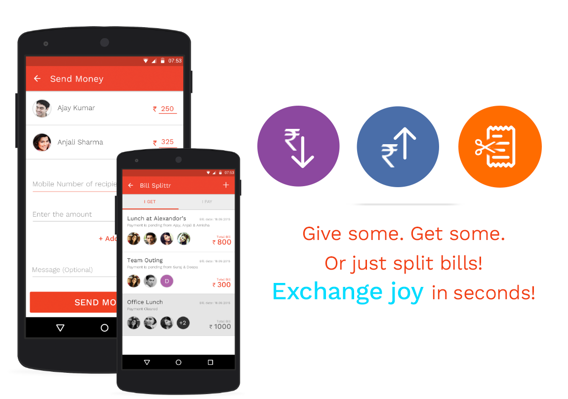 Udio - Gift, Recharge & Pay- screenshot