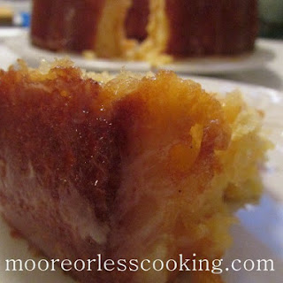 Pineapple Coconut Poke Cake Recipe
