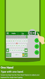 ai.type keyboard Plus + Emoji Screenshot 20