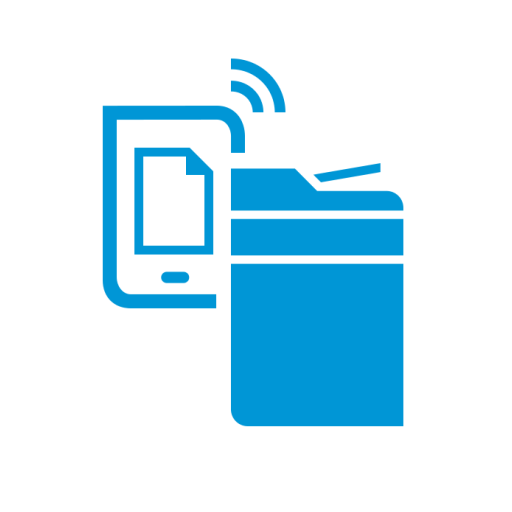 HP JetAdvantage Connect Icon