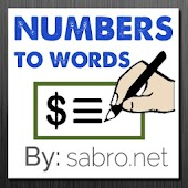 Numbers to Words Converter N2W