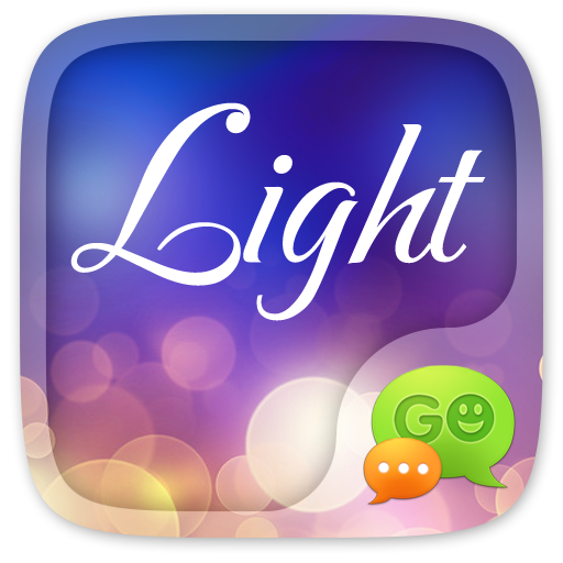 (FREE) GO SMS LIGHT THEME