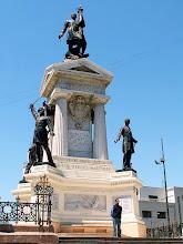 Photo: Valparaíso, Plaza Sotomayor