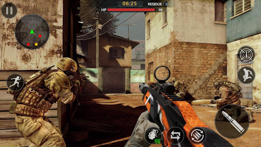 Encounter Terrorist Strike: FPS Gun Shooting 2020 apkpoly screenshots 16