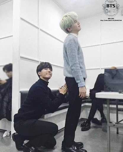 suga and jhope funny moments