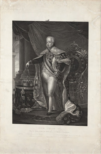 John VI King of the United Kingdom of Portugal, Brazil and Algarve