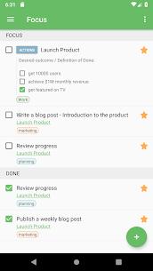 Everdo: to-do list and GTD® app Pro v0.78.7 Cracked APK 2