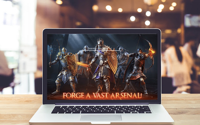 Iron Blade HD Wallpapers Game Theme
