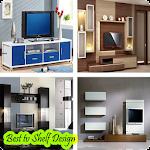 Best tv Shelf Design Icon