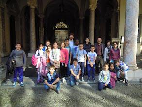 Photo: 30/03/2015 - Componenti del Consiglio comunale dei ragazzi del Comune di Bruino (To) insieme al consigliere regionale Andrea Appiano.