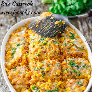 Chicken Rice Casserole Mixed Vegetables Recipes.