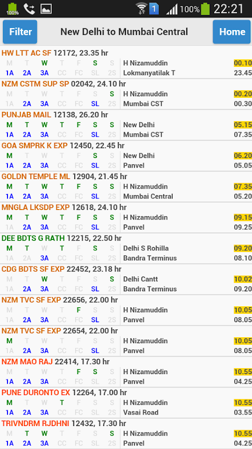 Indian Rail PNR Enquiry & Live- screenshot