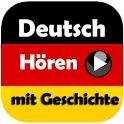 Deutsch Hören mit Geschichte icon