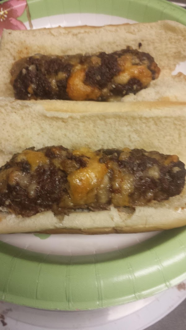 Remove from grill. Place burger dog on a bun and top with your favorite...
