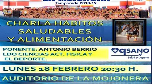 Hábitos saludables para el C. B. La Mojonera
