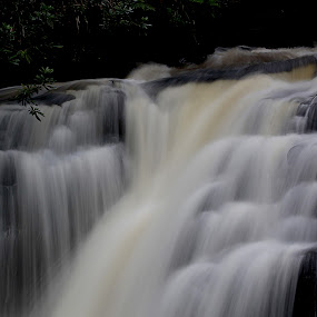 falls by Francis Edroso - Nature Up Close Water