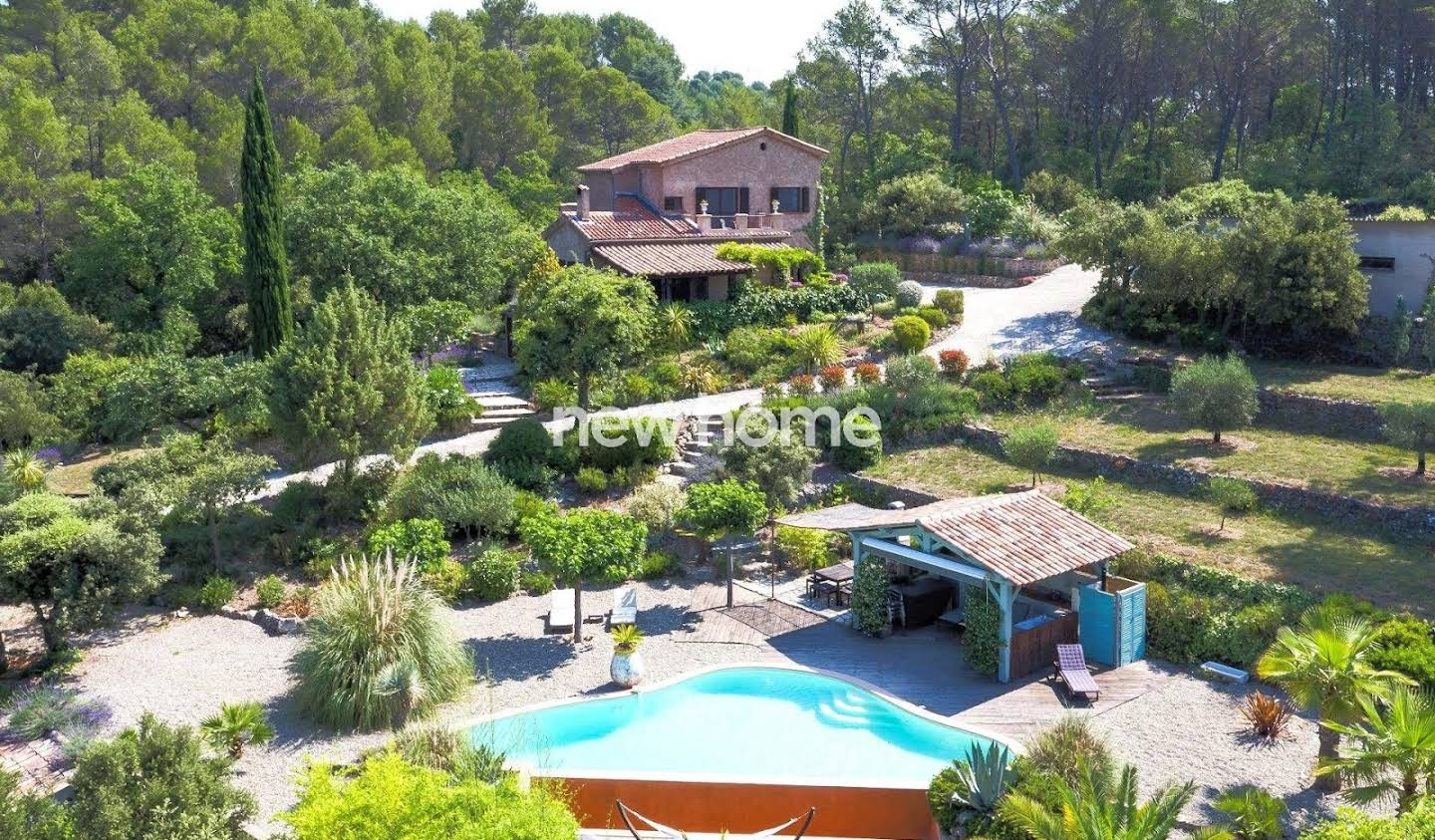 House with pool Draguignan