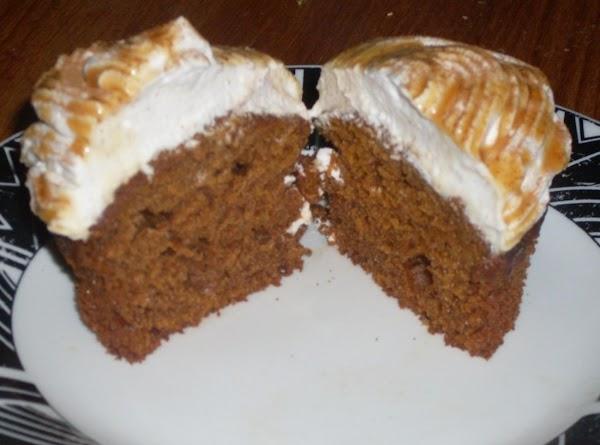 Pumpkin Spice Latte Cupcakes Recipe