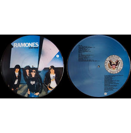 LP - Ramones - Leave Home (Picture Disc)