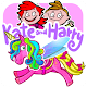 Ride a Pony with Kate & Harry (game)