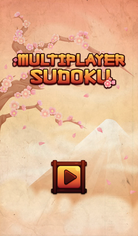 Multiplayer Sudoku- screenshot