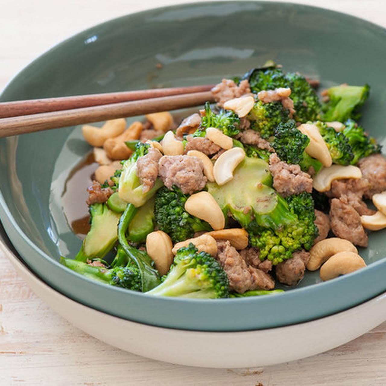 Asian Pork & Broccoli