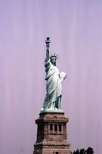 Photo: #004-La statue de la Liberté à New York