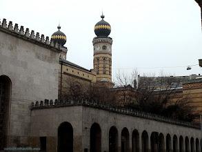 Photo: hungary, travel, synagogue, budapest