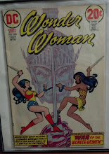 Photo: a Wonder Woman comic for my bday