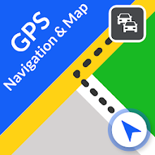 Driving GPS Traffic Directions Route Navigator Map Download on Windows