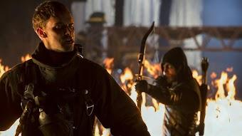 Arrow/アロー (日本語吹替版) - 第10話「憎しみの炎」