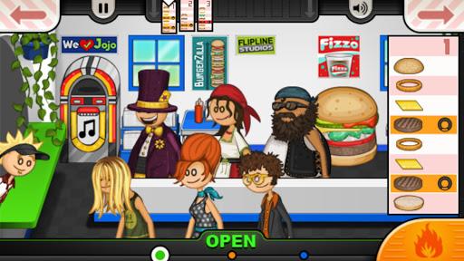 PC u7528 Papa's Burgeria To Go! 2
