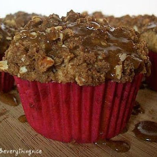 Espresso Coffee Cake Muffins