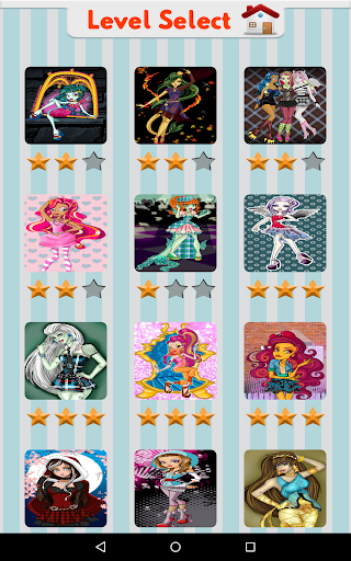 Monster Girls Puzzles