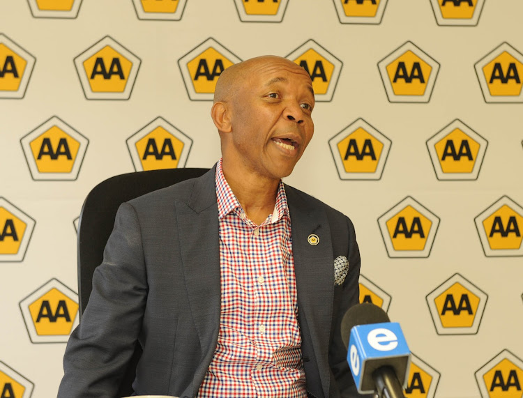 Automobile Association CEO Collins Khumalo