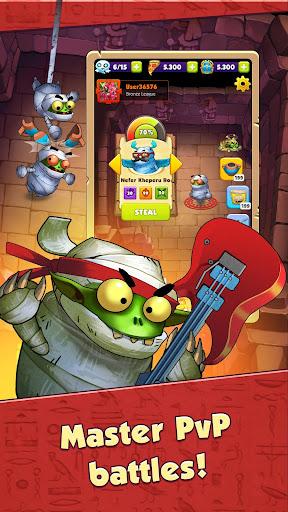 Code Triche Monster Hustle: Fun in dungeons APK MOD screenshots 3