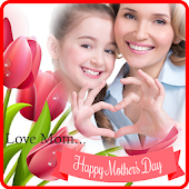 Happy Mother's Day Photo Frame