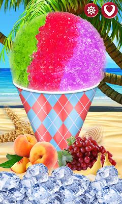 Snow Cone Maker - screenshot