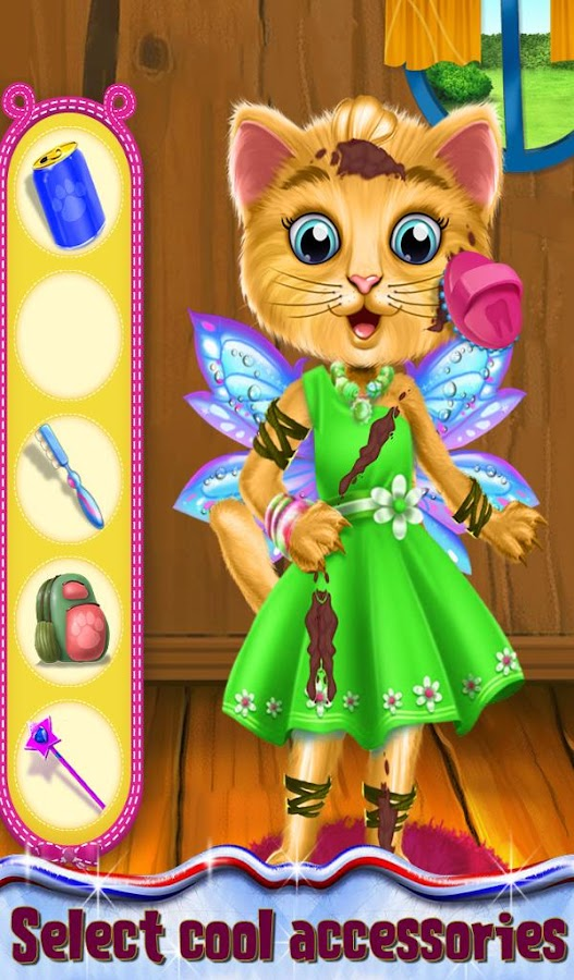 My Baby Kitty Tooth Fairy- screenshot