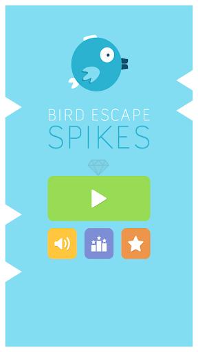 Bird Escape Spikes
