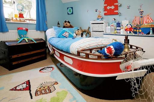 儿童卧室设计思路