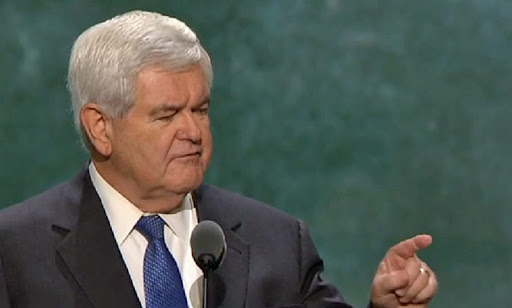 Gingrich warns Trump about 'compulsion'
