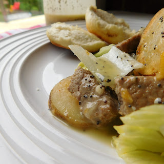 Cajun Steak & Potato Salad.
