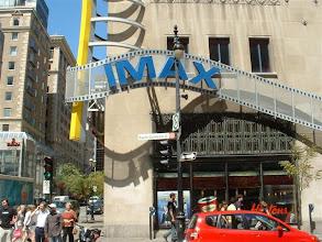 Photo: Una sala IMAX para ver peliculas en 3D!