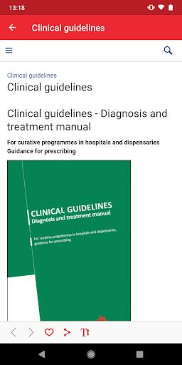 MSF Medical Guidelines 1.2.0 org.msf.medical.guidelines apkmod.id 3